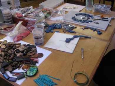 Debbie-Crothers-Artist-Instructor-Polymer-Clay-Studio (2)