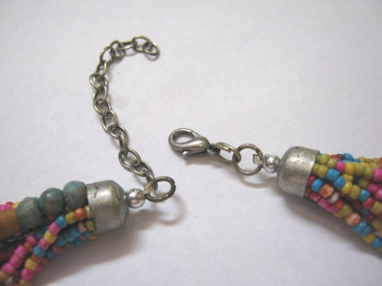 Debbie-Crothers-Polymer-Clay-Recycled-Upcycled-Necklace-Pendant-Unique-Beaded-Beads-Hippy-Boho