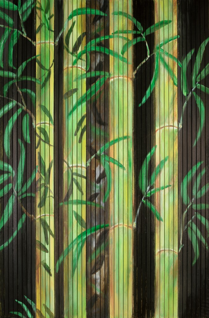 Bamboo & Black