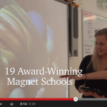TV Commercial Voice Overs for Magnet Schools