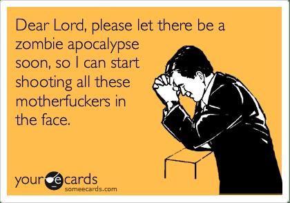 Meme zombie apocalypse