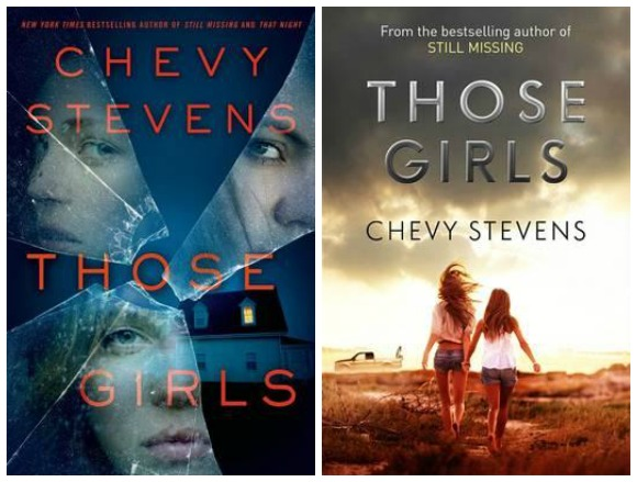 those girls by chevy stevens cover