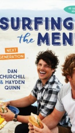 Surfing the Menu by Dan Churchill and Hayden Quinn