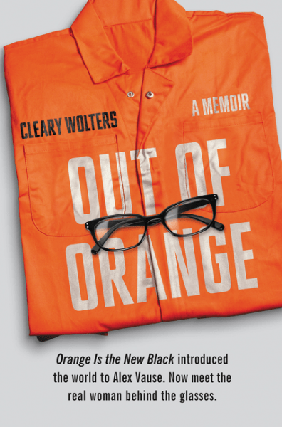 Book giveaway: Out of Orange – A Memoir by Cleary Wolters