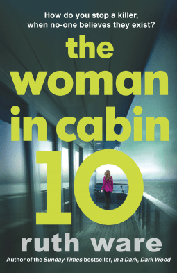 Book review: The Woman in Cabin 10 by Ruth Ware