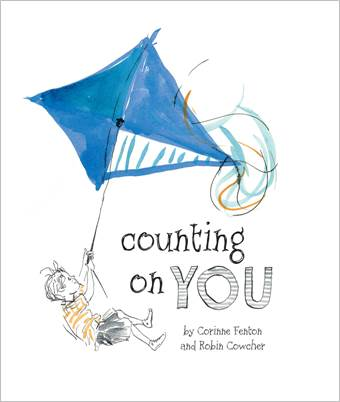 Book review: Counting on You by Corinne Fenton and Robin Cowcher