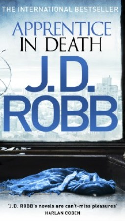 Book review: Apprentice in Death by JD Robb