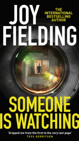 Book review: Someone is Watching by Joy Fielding