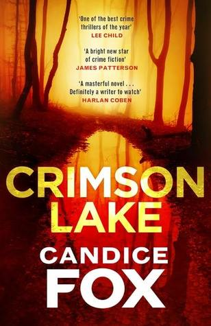 Book Review Crimson Lake By Candice Fox Debbish