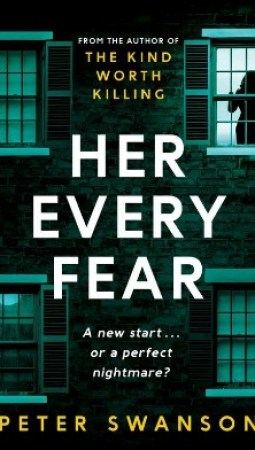 Book review: Her Every Fear by Peter Swanson