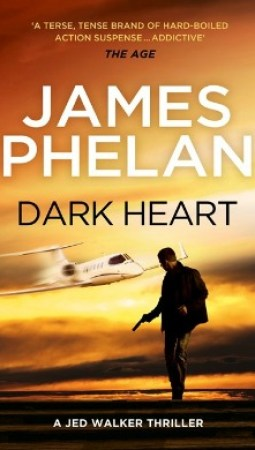Audiobook review: Dark Heart by James Phelan