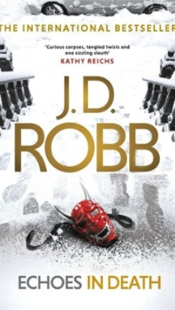 Book review: Echoes in Death by JD Robb