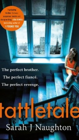 Book review: Tattletale by Sarah J Naughton