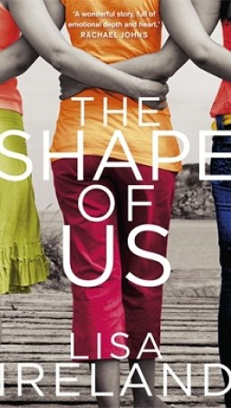Book review: The Shape of Us by Lisa Ireland