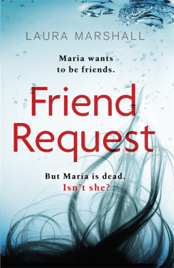 Book review: Friend Request by Laura Marshall