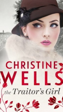 Author Q & A: The Traitor's Girl by Christine Wells