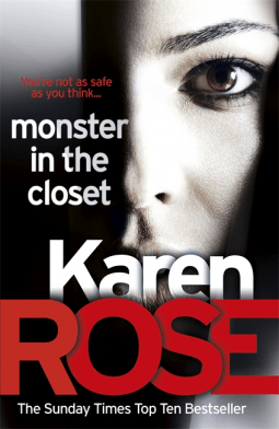 Book review: Monster in the Closet by Karen Rose