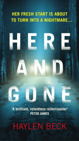 Book review: Here and Gone by Haylen Beck