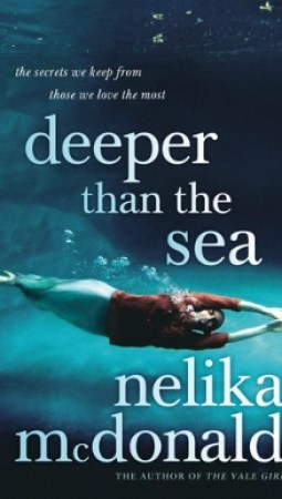 Book review: Deeper Than The Sea by Nelika McDonald