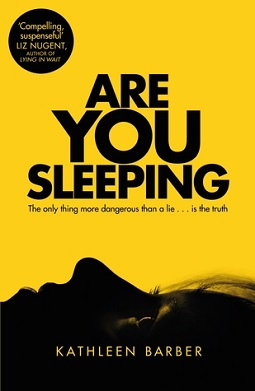 Book review: Are You Sleeping by Kathleen Barber