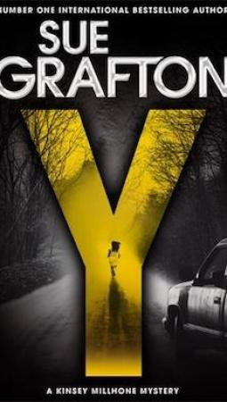 Book review: Y is for Yesterday by Sue Grafton