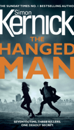 Book review: The Hanged Man by Simon Kernick