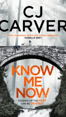 Book review: Know Me Now by CJ Carver