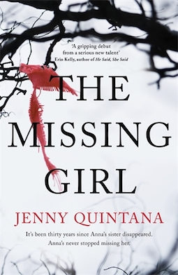Book review: The Missing Girl by Jenny Quintana