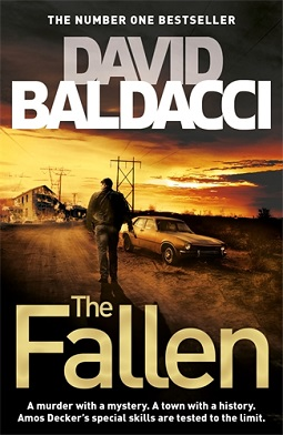Book Review The Fallen By David Baldacci Debbish