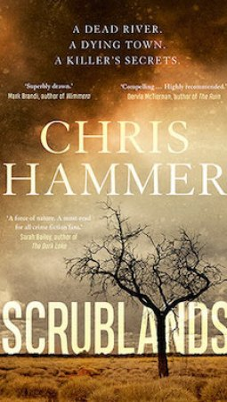 Book review: Scrublands by Chris Hammer