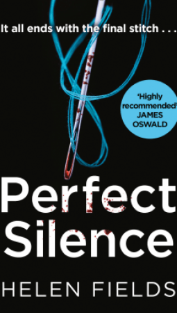 Book review: Perfect Silence by Helen Fields