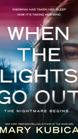 Book review: When the Lights Go Out by Mary Kubica