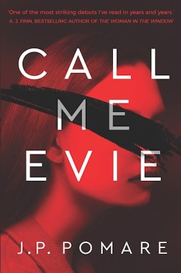 Book review: Call Me Evie by JP Pomare
