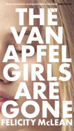 Book review: The Van Apfel Girls Are Gone by Felicity McLean