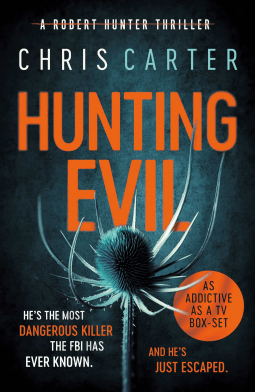 Book review: Hunting Evil by Chris Carter