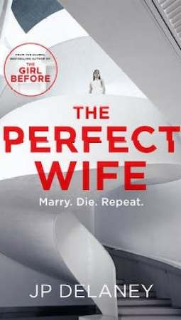 Book review: The Perfect Wife by JP Delaney