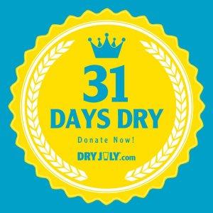 dry july