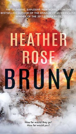 Book review: Bruny by Heather Rose
