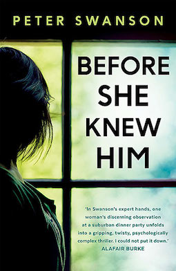 Book review: Before She Knew Him by Peter Swanson