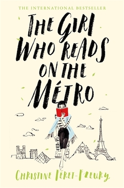 Book review: The Girl Who Reads on the Metro by Christine Feret-Fleury