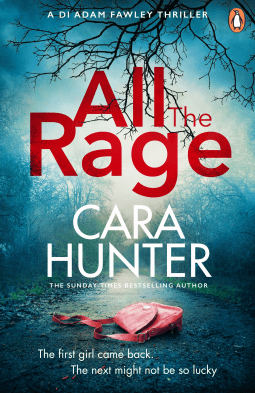 Book review: All The Rage by Cara Hunter
