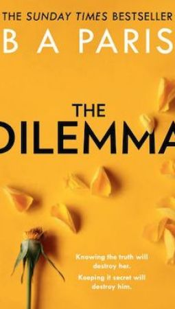Book review: The Dilemma by BA Paris