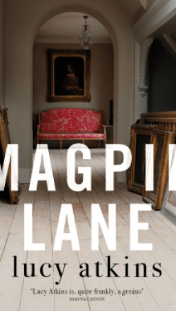 Book review: Magpie Lane by Lucy Atkins