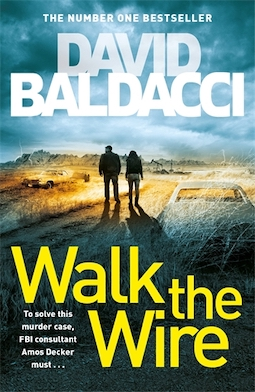 Book review: Walk the Wire by David Baldacci