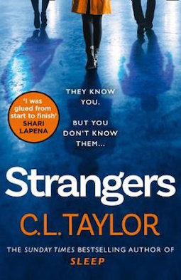 Book review: Strangers by CL Taylor