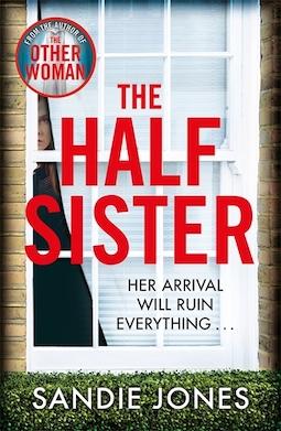Book review: The Half Sister by Sandie Jones