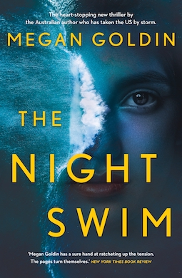 Book review: The Night Swim by Megan Goldin