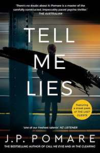 Tell Me Lies by JP Pomare