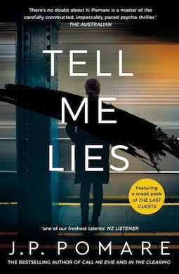 Book review: Tell Me Lies by JP Pomare