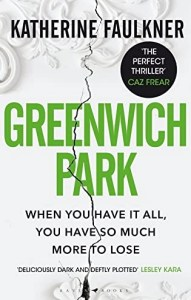 Greenwich Park by Katherine Faulkner